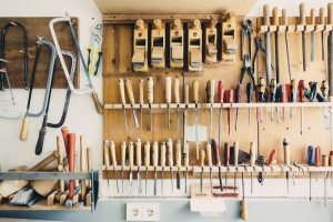 Ausstattung einer Garage im Überblick